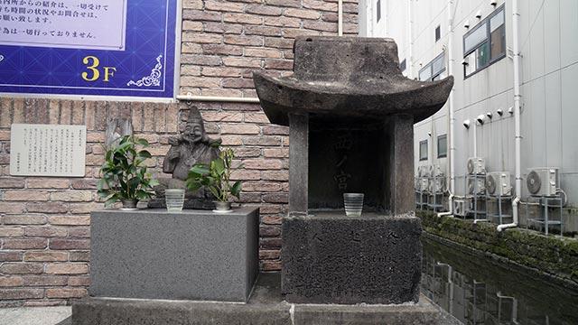 佐賀市恵比寿橋の恵比寿さん