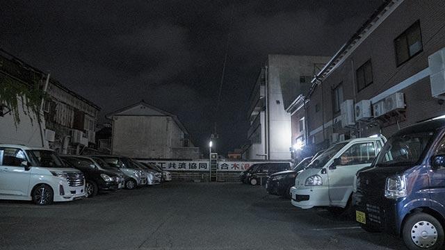 唐津商工共済協同組合木綿町駐車場