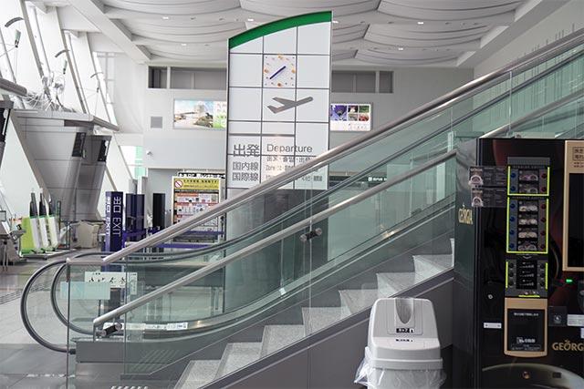 九州佐賀国際空港 国際線到着口