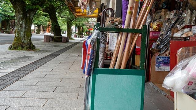 野中商店の木刀