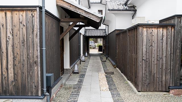 佐賀事変に登場する旧久富家住宅