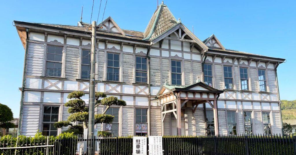 ゾンビランドサガの聖地、唐津市歴史民俗資料館