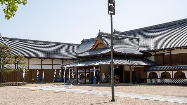 佐賀城本殿