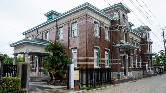 旧古賀銀行(佐賀市歴史民俗館)