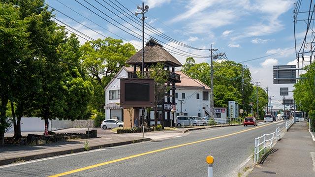 神埼市の櫓