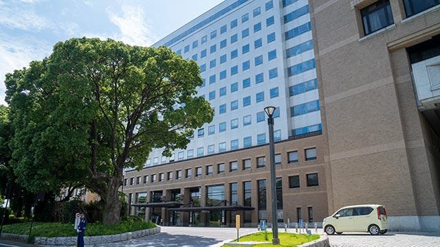 佐賀県庁新館