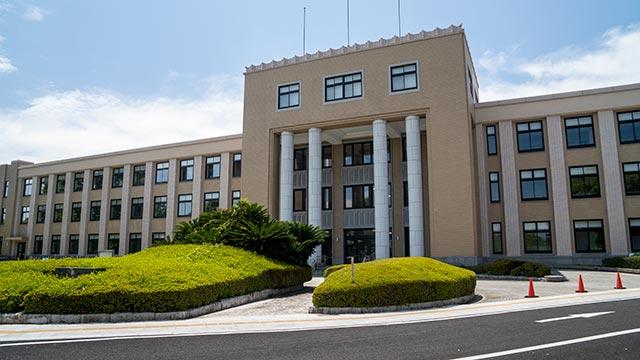 佐賀県庁旧館