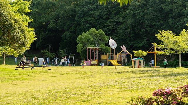 伊万里夢みさき公園の遊具